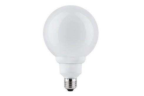 Úsporný světelný zdroj Globe 120 23W E27 teplá bílá