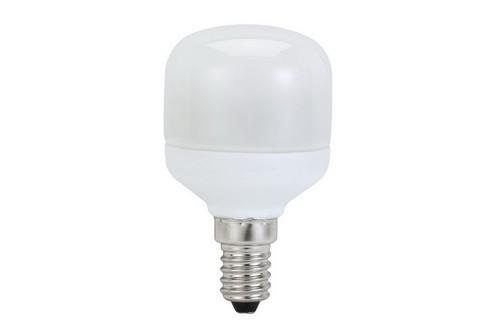 Úsporný světelný zdroj T45 7W E14 teplá bílá