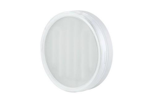 Úsporný světelný zdroj Disc 7W GX53 teplá bílá