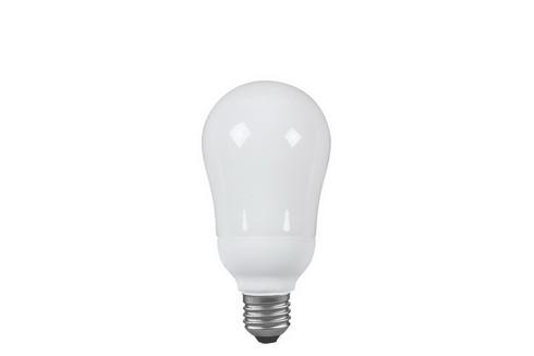 Úsporný světelný zdroj 20W E27 teplá bílá