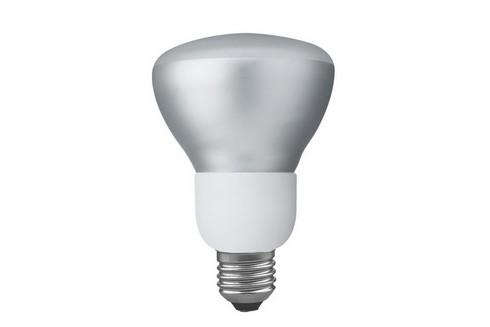 Úsporný světelný zdroj Reflektor R80 9W E27 teplá bílá