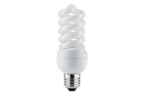 Úsporný světelný zdroj Spirale 20W E27 teplá bílá