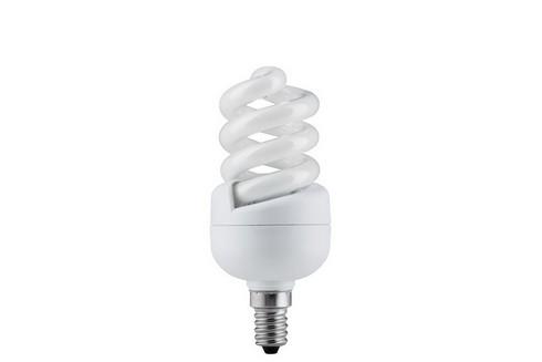 Úsporný světelný zdroj Spirale 11W E14 teplá bílá