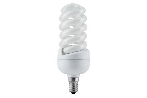Úsporný světelný zdroj Spirale 20W E14 teplá bílá