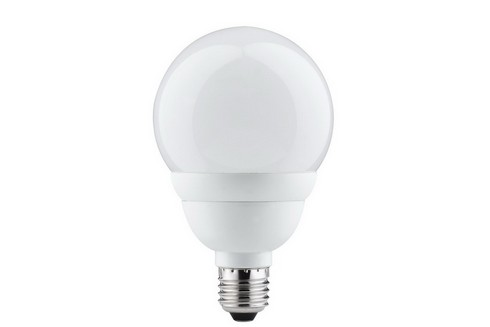 Úsporný světelný zdroj Globe 90 15W E27 teplá bílá