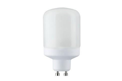 Úsporný světelný zdroj 9W GU10 230V opál teplá bílá