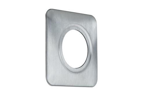 Vrchní kroužek Cover square nerez ocel P 93744