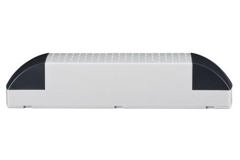 VDE Profi elektronický transformátor max.100-200W 230V 200VA šed