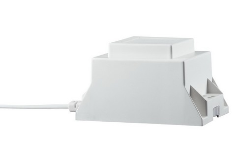 VDE Safety transformátor max.105W 230V 105VA bílá