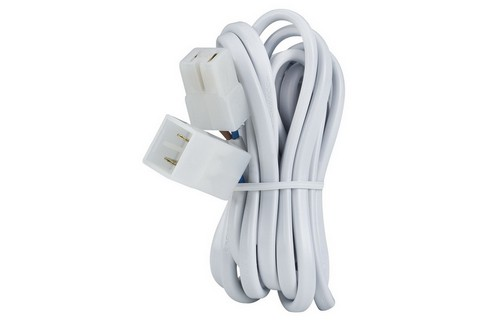 Prodlužovací kabely 2m 0,75qm 105W bílá 12V