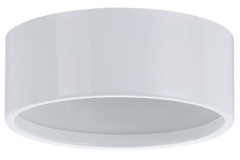 Kroužek pro Zápustné svítidlo do nábytku IP44 výklopné bílá/ocel P 98574
