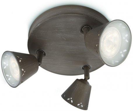 Přisazené bodové svítidlo LED 53259/26/16