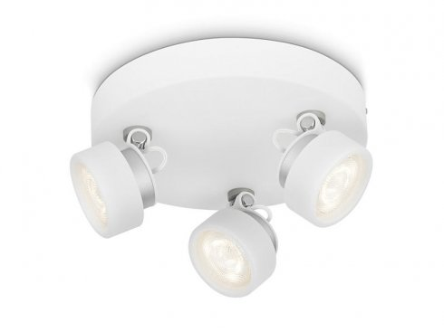 Přisazené bodové svítidlo LED 53279/31/16