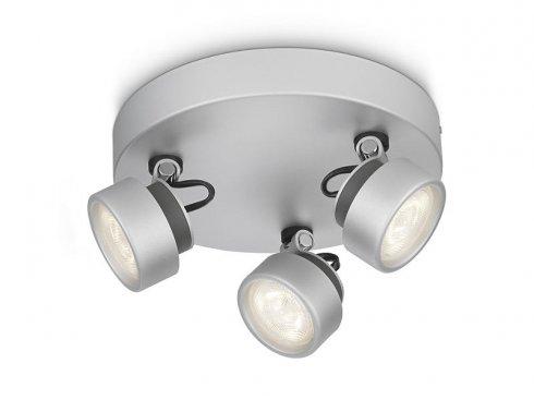 Přisazené bodové svítidlo LED 53279/48/16