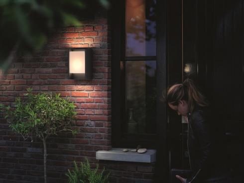 Venkovní svítidlo nástěnné LED 16460/93/16-5
