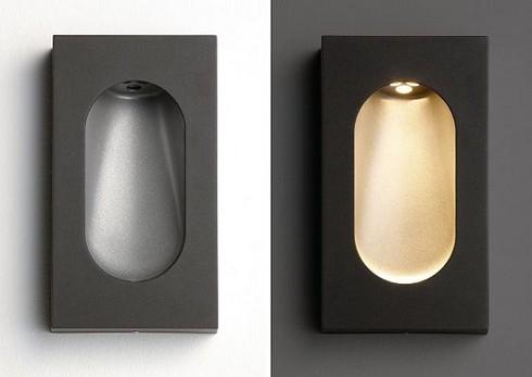 Venkovní nástěnné LED svítidlo 16816/87/16