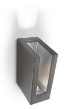Venkovní nástěnné LED svítidlo 16818/93/16