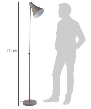 Stojací lampa 42261/30/16-2