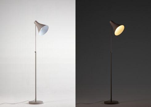 Stojací lampa 42261/33/16-2