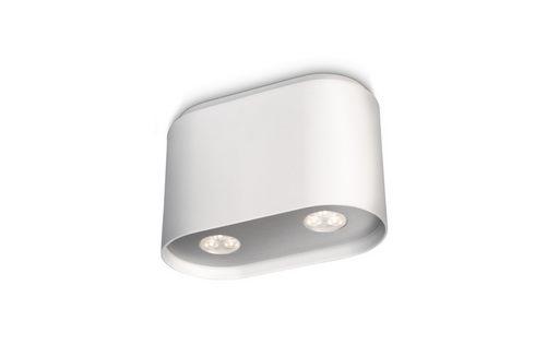 Přisazené bodové svítidlo LED 53162/48/16-1