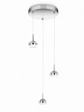 Lustr/závěsné svítidlo LED 53223/11/16