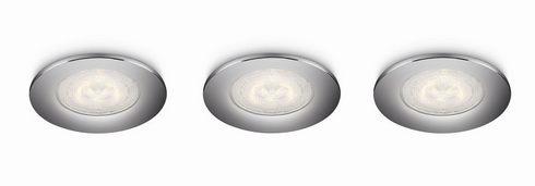 Vestavné bodové svítidlo 230V LED 59100/11/16