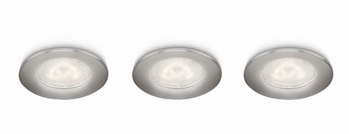 Vestavné bodové svítidlo 230V LED 59100/17/16-1