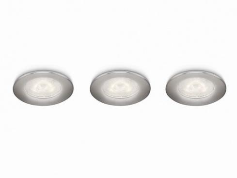 Vestavné bodové svítidlo 230V LED 59100/17/16-3