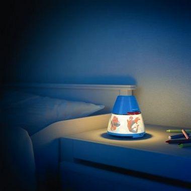 Dětská lampička LED 71769/40/16-4