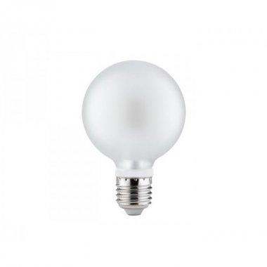LED Globe 80 5W E27 230V satin - PAULMANN