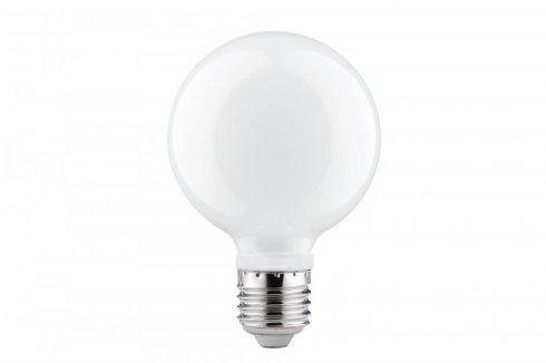 LED Globe 80 5W E27 230V opal - PAULMANN