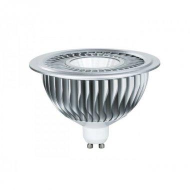 LED reflektorová žárovka QPAR110 11W GU10 stříbrná - PAULMANN