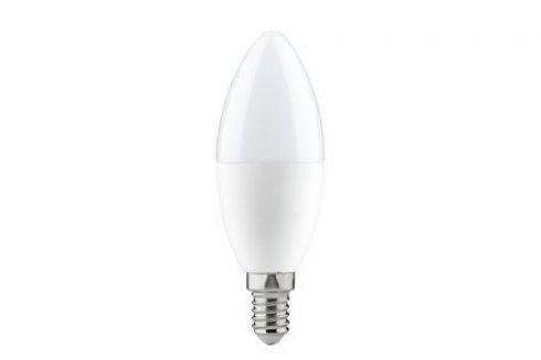 LED žárovka svíčka 6W E14 230V 2700K - PAULMANN