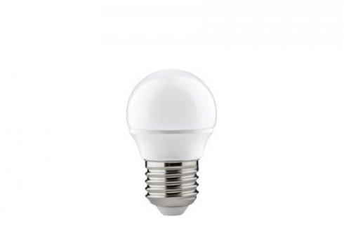 LED žárovka kapka 4W E27 230V 2700K - PAULMANN