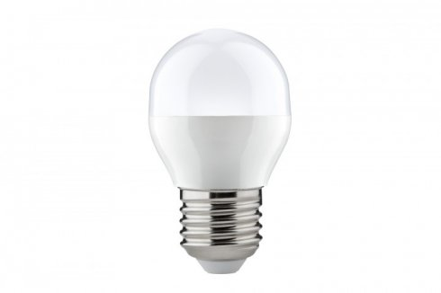 LED žárovka kapka 6W E27 230V 2700K - PAULMANN