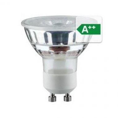 LED skleněná reflektorová žárovka 3,2W GU10 230V 2700K - PAULMANN