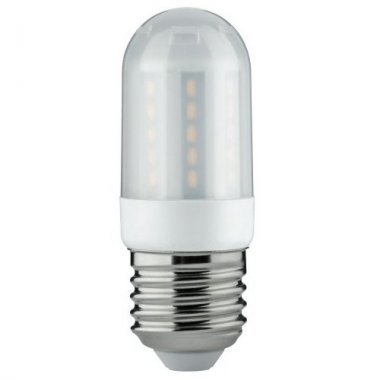 LED žárovka 3,5W E27 230V satin 2700K - PAULMANN