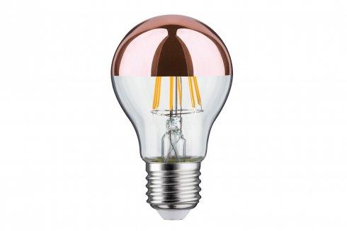 LED žárovka Kopfspiegel měď 7,5W E27 teplá bílá - PAULMANN