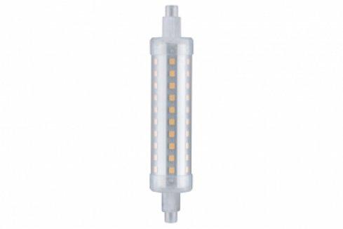 LED lineární žárovka 9W R7s teplá bílá nestmívatelná - PAULMANN