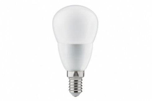 LED žárovka 6W E14 opál teplá bílá stmívatelné - PAULMANN