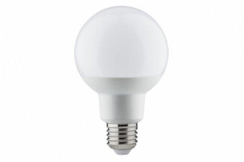 LED žárovka Globe 9,5W E27 opál teplá bílá stmívatelné - PAULMANN