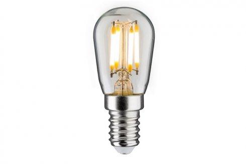 LED žárovka 2W E14 čirá teplá bílá - PAULMANN
