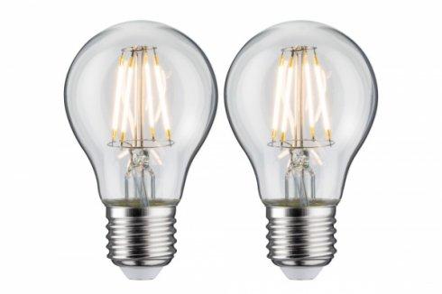 LED žárovka 4W E27 teplá bílá 2ks - PAULMANN