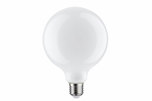 LED Retro žárovka Globe 120 6W E27 opál teplá bílá stmívatelné - PAULMANN