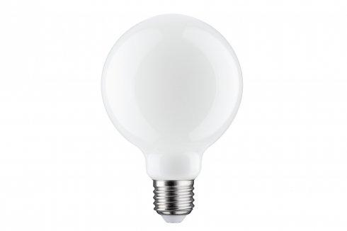 LED Retro žárovka Globe 95 6W E27 opál teplá bílá stmívatelné - PAULMANN