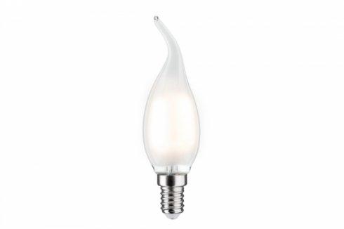 LED Retro žárovka Cosylight 4,5W E14 satin teplá bílá stmívatelné - PAULMANN