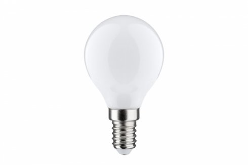 LED Retro žárovka 4,5W E14 opál teplá bílá stmívatelné - PAULMANN