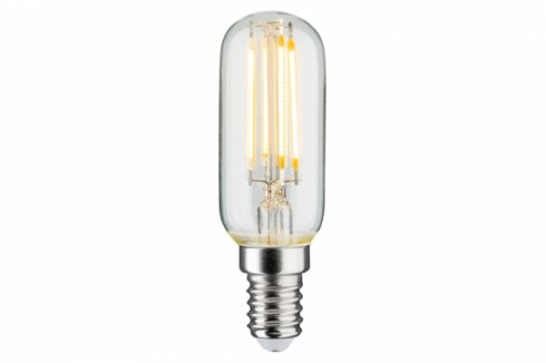 LED Retro Röhre 4,5W E14 čirá teplá bílá stmívatelné - PAULMANN