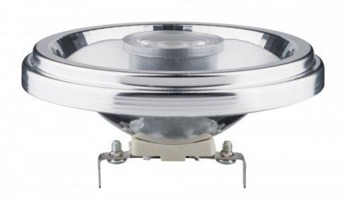 LED reflektorová žárovka AR111 8W G53 24° teplá bílá - PAULMANN