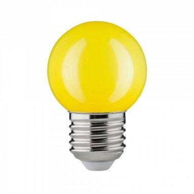 Kapková žárovka 2W E27 P 28529